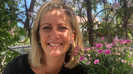 """Die Thannhauserin Christine Schorer nahm auf dem Kandidatenstuhl bei """"Wer wird Millionär?"""" Platz."""