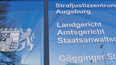 Am Landgericht Augburg war der Gülle-Mordprozess verhandelt worden.