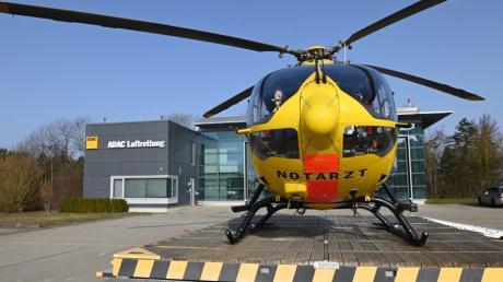 Ein schwerverletzter Rentner musste am Freitag mit einem Rettungshubschrauber in das Gunzenhausener Krankenhaus gebracht werden.