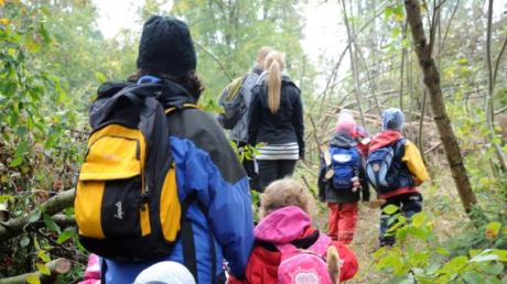 In Harburg wird es erst einmal keinen Waldkindergarten geben.
