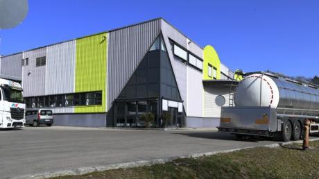 Der Weinimport Hauser will am Standort in Fischach erweitern.
