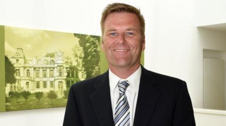Holger Repenning hat die Leitung des AWO-Seniorenheims in Königsbrunn abgegeben.