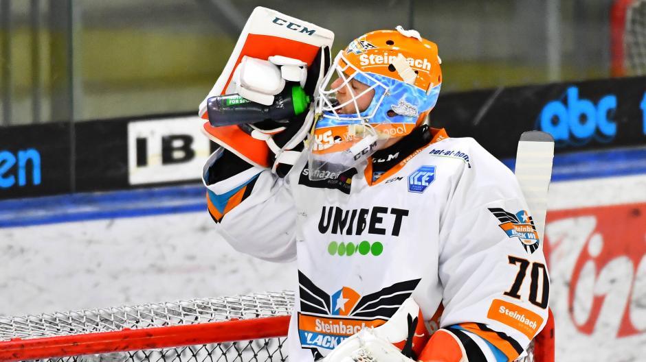 David Kickert ist der neue Panther-Torwart. Er kommt aus Linz und soll die Augsburger in der heißen Saisonphase unterstützen.