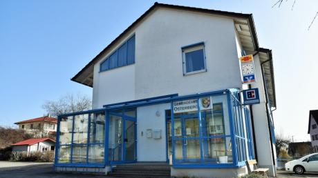 Der Osterberger Gemeinderat möchte einen Regiomaten für den Verkauf regionaler Produkte anschaffen. Als idealer Standort wurde das Foyer im Rathaus gesehen.