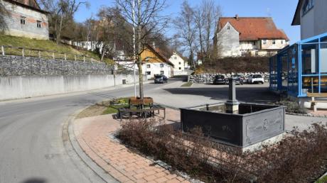 Mittels Bürgerbefragung haben Senioren aus Osterberg und Weiler Wünsche und Anliegen geäußert. Ein Marktplatz am Rathaus wäre eine Option für einen Treffpunkt im Freien.