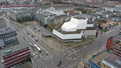 Das Theater Ulm von oben: Wer folgt als Generalmusikdirektor?