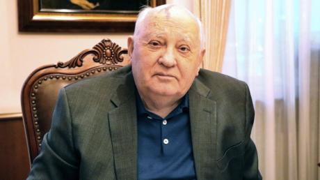 Der ehemalige Präsident der Sowjetunion, Michail Gorbatschow, auf einem Bild aus dem Jahr 2018. Am Dienstag wird er 90 Jahre alt.