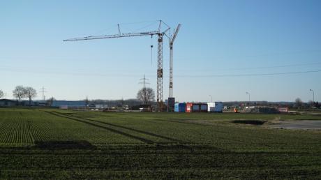 Das Gundelfinger Feuerwehrgerätehaus ist die größte Investition im Finanzplan für 2021.