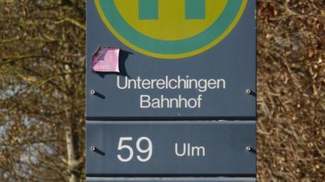 """Hält hier in Zukunft der """"Elchbus""""?"""