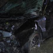 Auf der Kreisstraße zwischen Bissingen und Warnhofen ist ein schwerer Unfall passiert. Dabei kam ein junger Mann ums Leben.