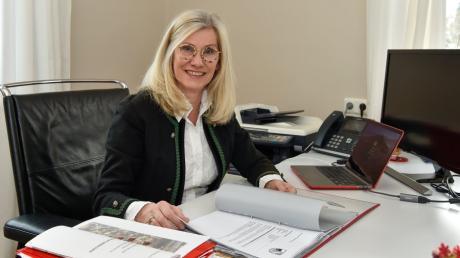 Seit fast einem Jahr ist Patricia Müller Bürgermeisterin von Greifenberg.