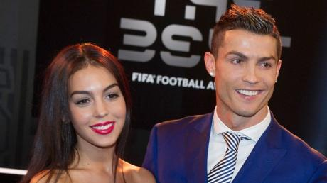 Ein Paar mit Prinzipien: Georgina Rodriguez und Cristiano Ronaldo.