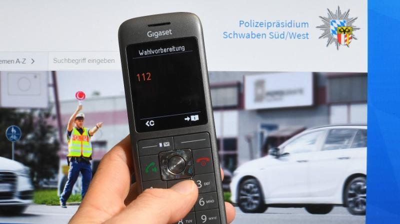 Vorsicht im Kreis Günzburg vor Betrügern mit raffinierten Tricks am Telefon