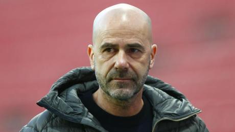 Peter Bosz braucht mit Bayer Leverkusen wieder Erfolge.
