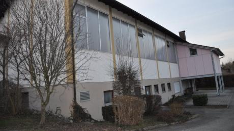 Die Generalsanierung der Turn- und Festhalle Winterrieden steht unmittelbar bevor.