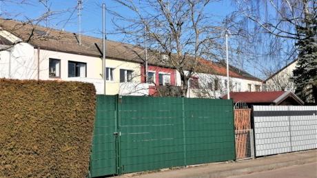 Den Reihenhaus-Charakter nicht gewahrt sieht der Kissinger Bauausschuss bei den Dachausbauplänen eines Bauwerbers in der Albert-Einstein-Straße.
