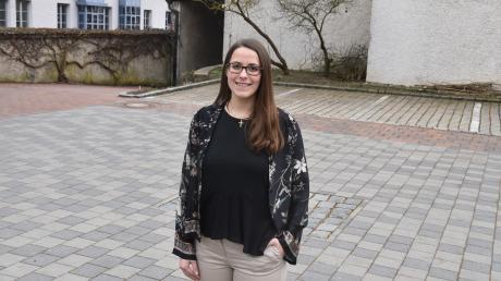 Elisabeth Görnitz ist die neue Vikarin an der Neuburger Christuskirche.