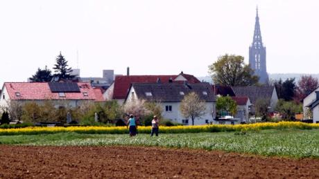 Pläne für Neubauten im Neu-Ulmer Stadtteil Burlafingen sorgen für Diskussionen.