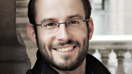 Felix Bender ist neuer Generalmusikdirektor am Theater Ulm.