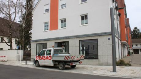 Hier in der Fuggerstraße 44 zieht der neue Unverpacktladen in Schwabmünchen ein.