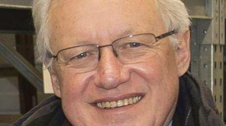 Altbürgermeister von Thierhaupten, Franz Neher.