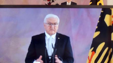 Bundespräsident Frank-Walter Steinmeier betonte in seiner in diesem Punkt ungewöhnlich scharf formulierten Rede, es gehe um sehr viel mehr als nur individuelles Fehlverhalten.