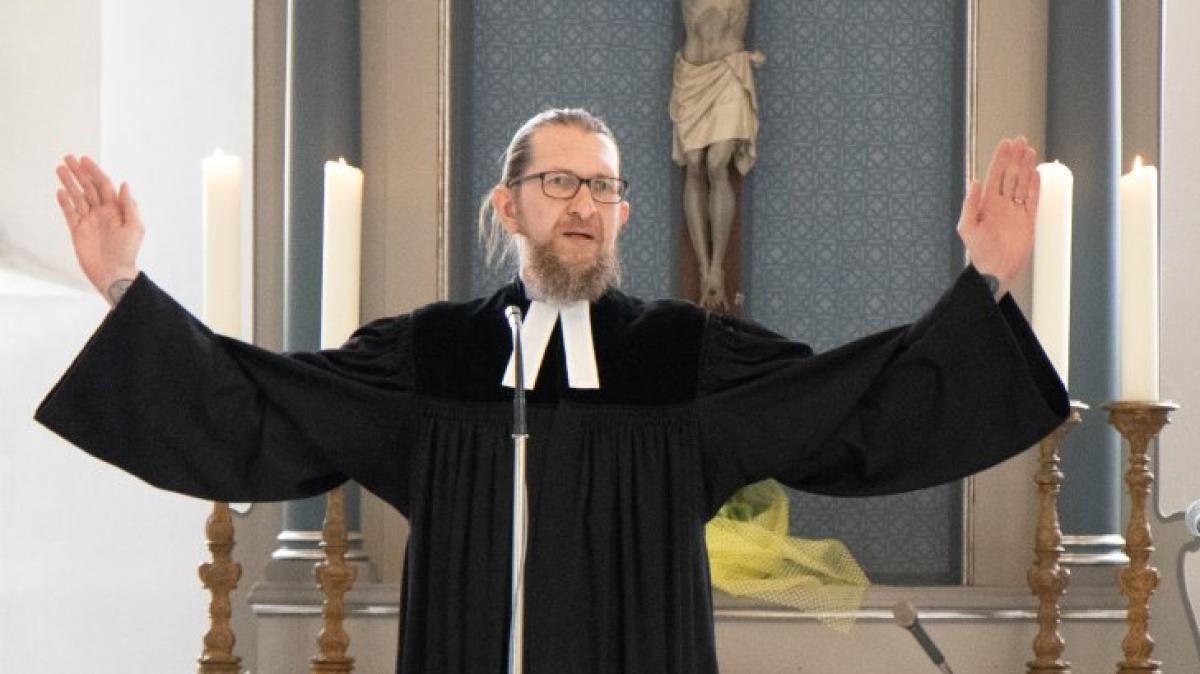 Begrüßungsworte Für Neuen Pfarrer