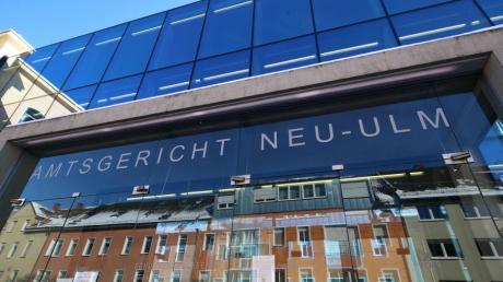 Wegen mehrerer Diebstähle wurde am Amtsgericht in Neu-Ulm verhandelt.