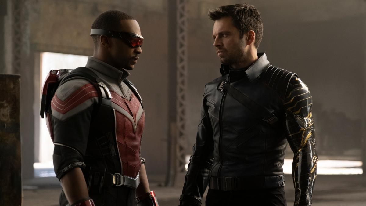 The Falcon and the Winter Soldier Start auf Disney+, Handlung ...