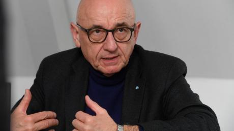 Alfred Sauter gehörte 31 Jahre der CSU-Fraktion im Landtag an.