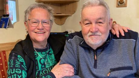 Christine und Heinz Koutecky vom Verein Hilfe Conkret sind ein unschlagbares Team, wenn es um Hilfe für andere geht.