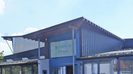 Für die Kleinaitinger Lechfeldhalle muss die Gemeinde eine Satzung über die Nutzungsgebühren erlassen.