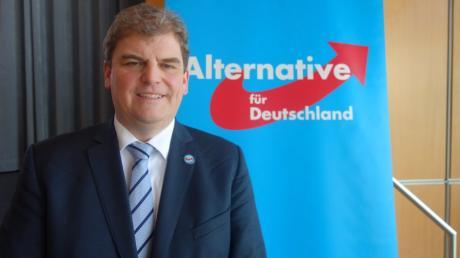 Als Direktkandidat der AfD des Wahlkreises 253 nominiert wurde der Bundestagsabgeordnete Rainer Kraft.