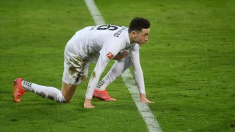 Ruben Vargas vom FCA ist in der WM-Qualifikation für die Schweizer Nationalelf aufgelaufen.