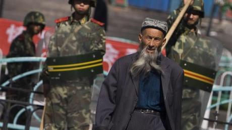 Die EU belegt mehrere Chinesen wegen der Unterdrückung der Uiguren mit Sanktionen (Archiv).