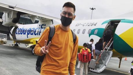 Tobias Fendt lebt seit einem Jahr auf den Philippinen. Nach fast sechs Monaten in Quarantäne bereist er nun die Inselwelt. Inlandsflüge sind erlaubt.