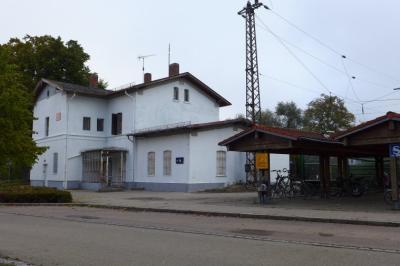 Wie soll das Nordendorfer Bahnhofsareal gestaltet werden?