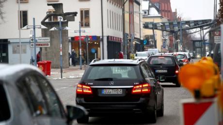 Der Verkehr ist für die Menschen in Neu-Ulm das Top-Thema schlechthin, wie sich bei der Arbeit am Innenstadtkonzept gezeigt hat.