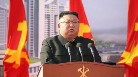 Nordkoreas Machthaber Kim Jong Un soll einen neuen Raketentest unternommen haben.