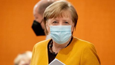 Bundeskanzlerin Angela Merkel (CDU) drängt auf strengere Corona-Maßnahmen. Das Bundeskanzleramt arbeitet Medienberichten zufolge an Plänen, sie durchzusetzen.