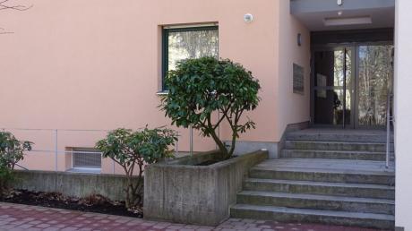 In diesem Haus in Donauwörth misshandelte ein Vater seinen knapp drei Monate alten Säugling massiv.