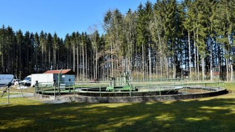 Die Osterberger Kläranlage ist nach 30 Jahren Betriebszeit in die Jahre gekommen. Eine technische Instandsetzung soll Abhilfe schaffen.