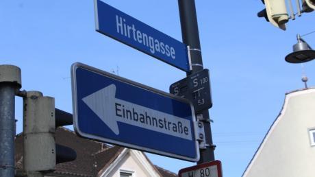 In Babenhausen wurde über die Hirtengasse debattiert.