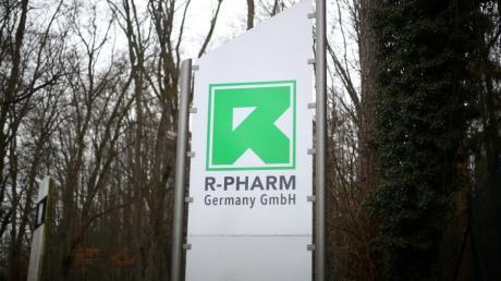 Bei R-Pharm in Illertissen herrscht aktuell Baustopp.