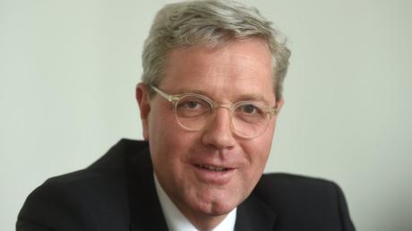 Norbert Röttgen sagt, er wäre gerne CDU-Parteivorsitzender geworden.