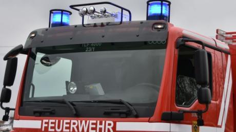 Zu einem Wohnungsbrand in Kriegshaber musste am Dienstagabend die Feuerwehr ausrücken.