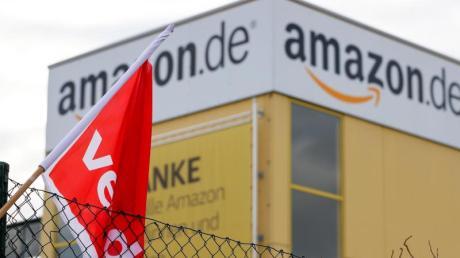 Verdi ruft an sieben Amazon-Standorten zum Streik auf.
