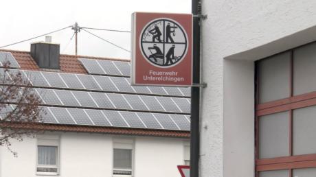Das Feuerwehrhaus in Unterelchingen erfordert nicht mehr die Anforderungen.
