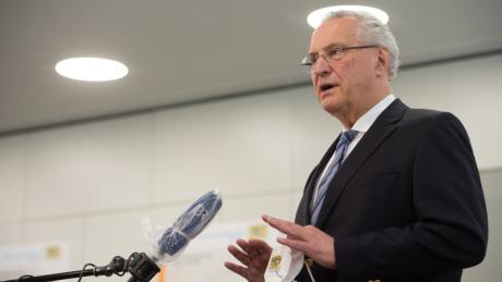 Bayerns Innenminister Joachim Herrmann kritisiert den Bund.