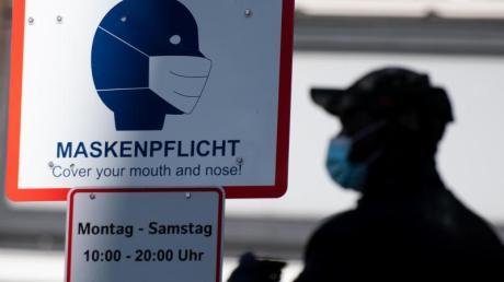 Weil die Inzidenz von 100 an drei aufeinanderfolgenden Tagen überschritten war, wurde im Ostallgäu bereits am 17. März die sogenannte Notbremse gezogen.